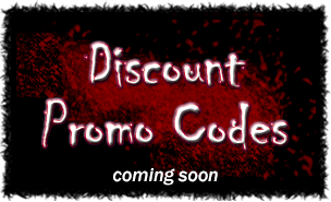 discount promo codes - coming soon
