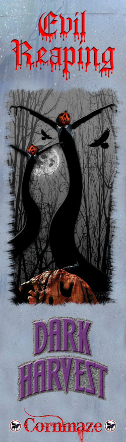 Evil Reaping - Dark Harvest